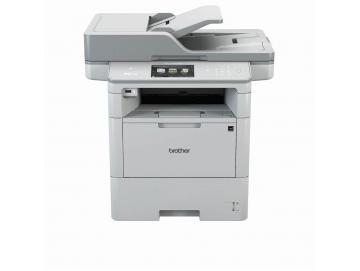 brother MFC-L6800DW 4 in 1 Laser-Multifunktionsdrucker grau
