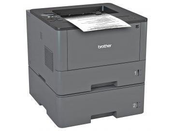 brother HL-L5100DNT Laserdrucker grau